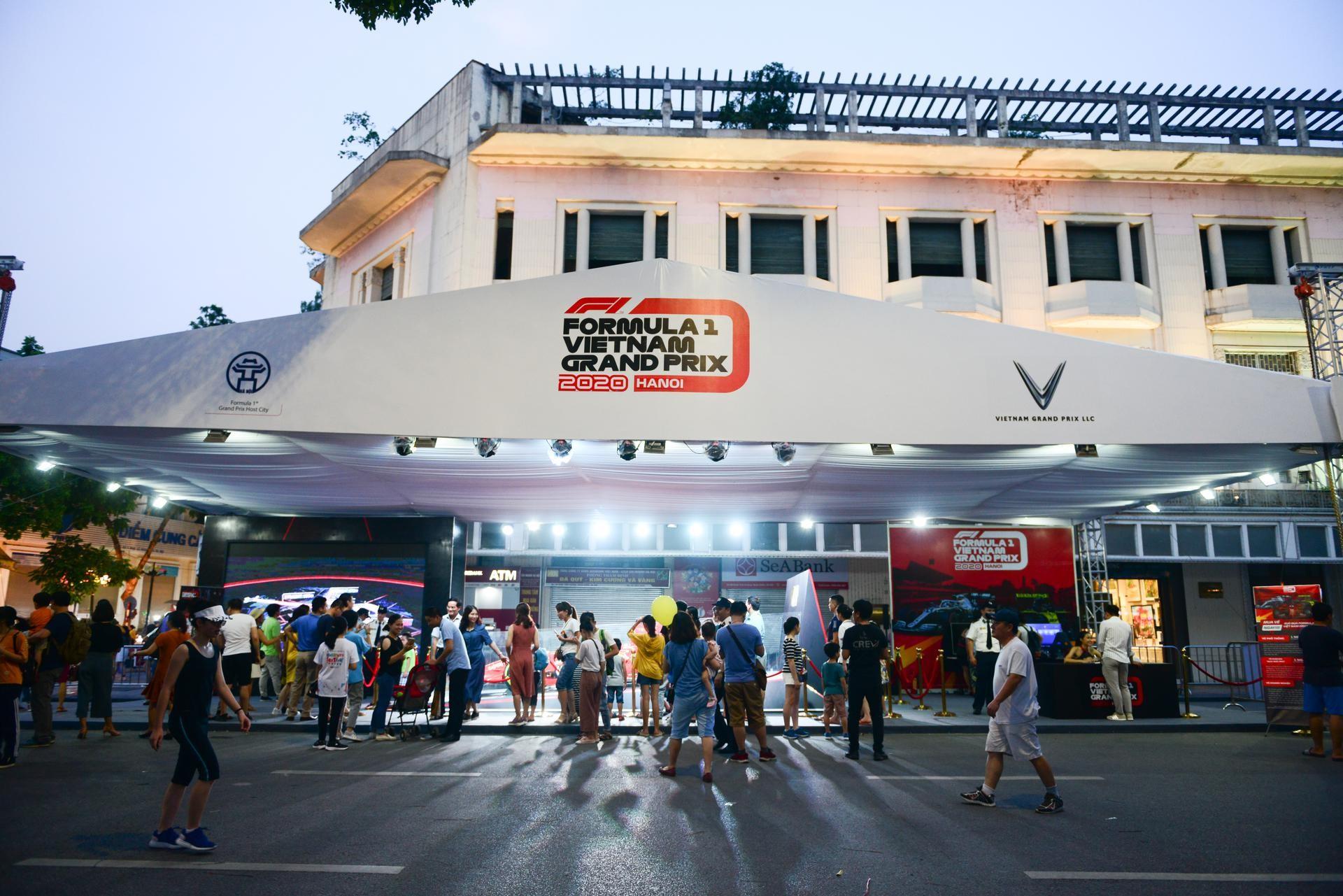 Vietnam grand prix_entertainment_exhibition