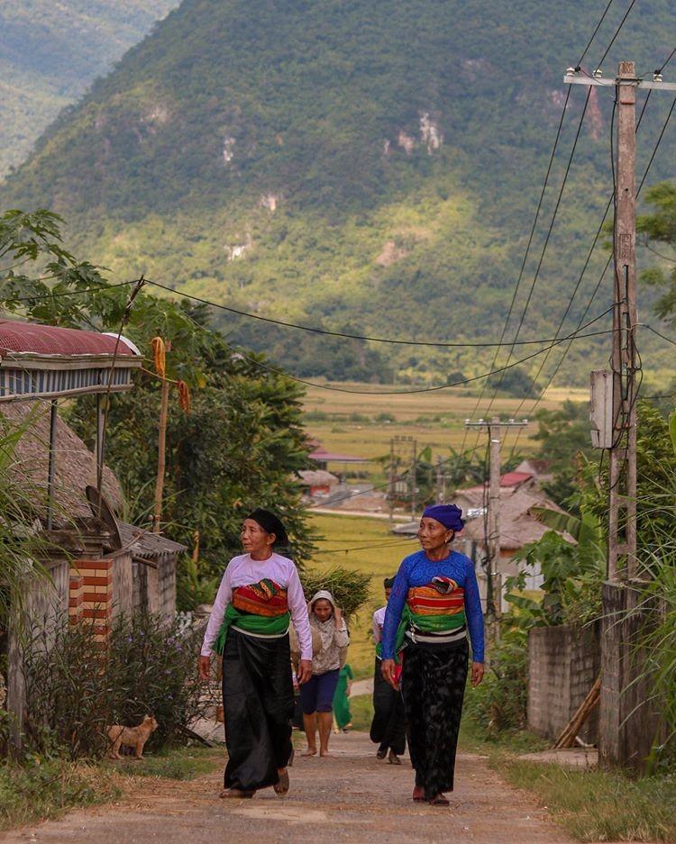 Vietnam natural landscape_Pu Luong nature reserve