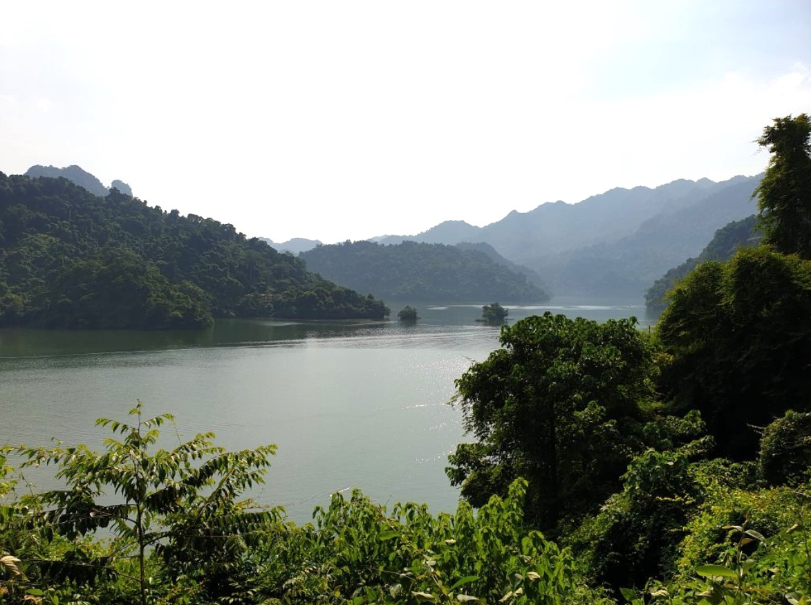 Vietnam natural landscape_Ba Be national park