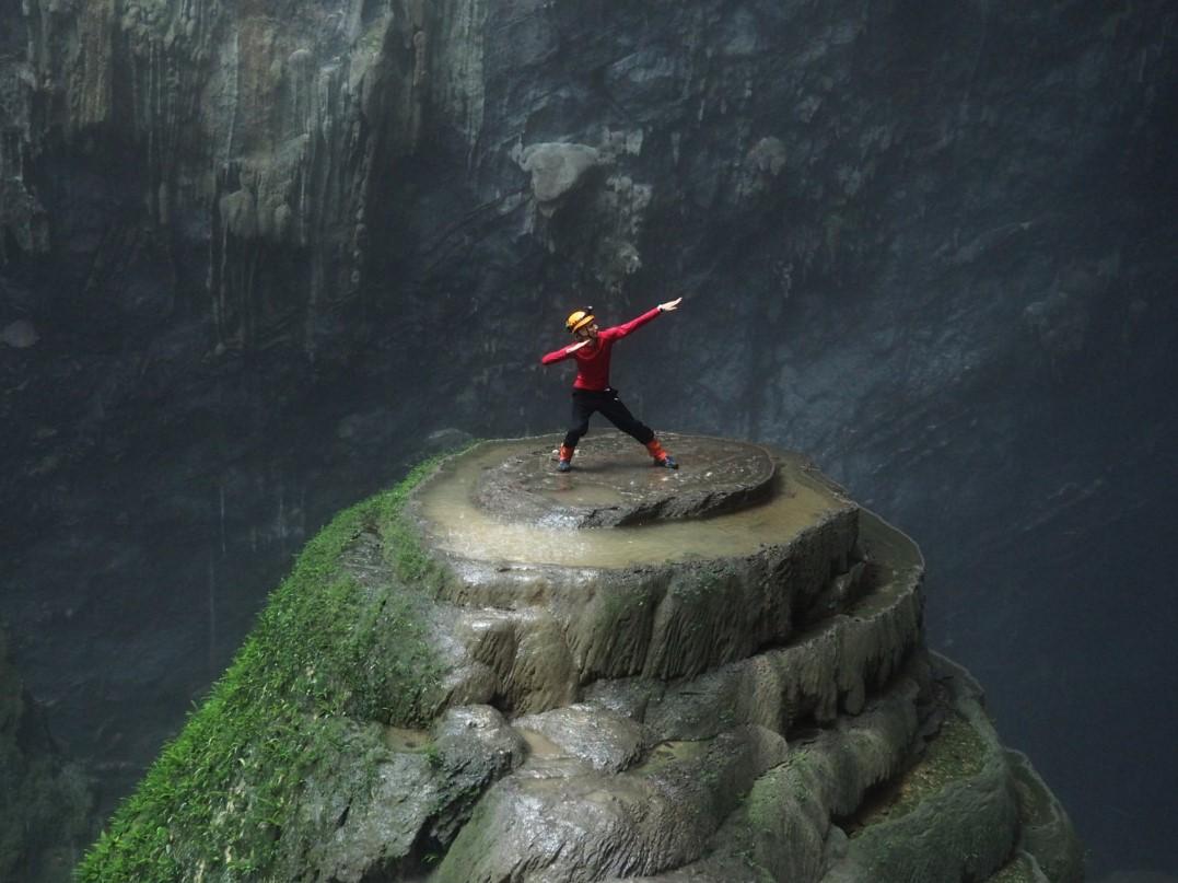 Vietnam natural landscape_Son Doong Cave