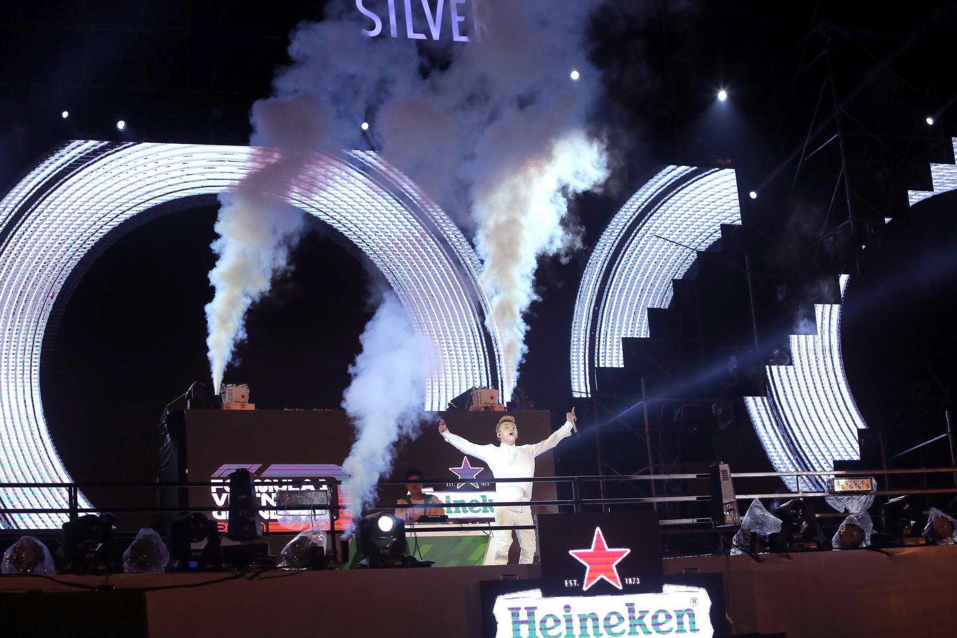 Vietnam grand prix_entertainment_son Tung MTP