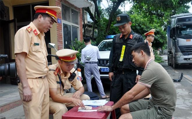 Vietnam traffic rules_plead not guilty
