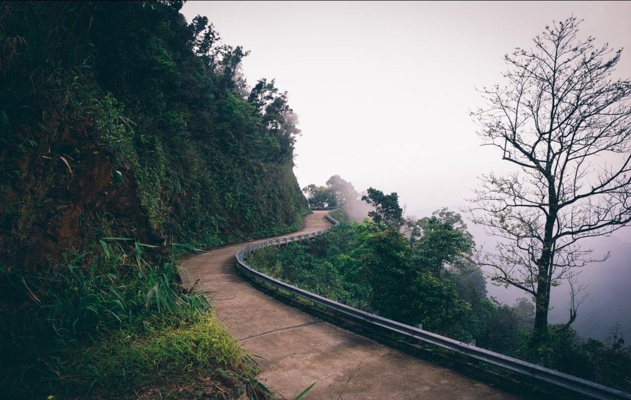 Vietnam natural landscape_Bach Ma national park