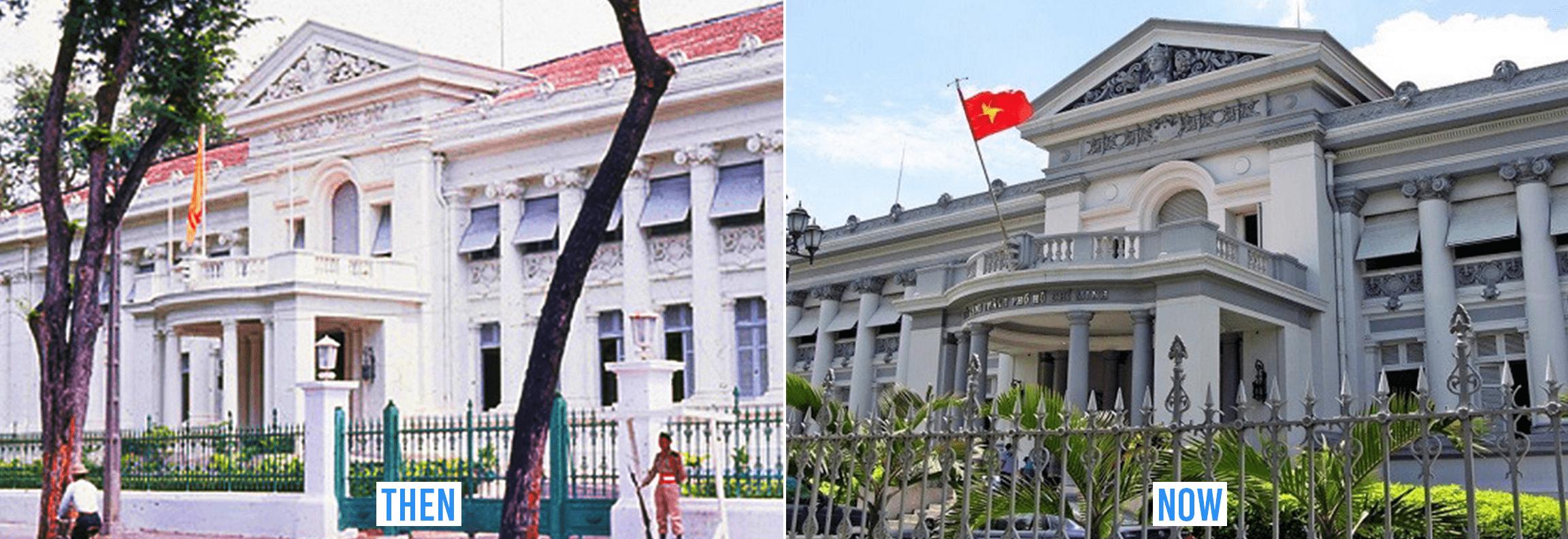 Saigon then & now _ Gia Long palace