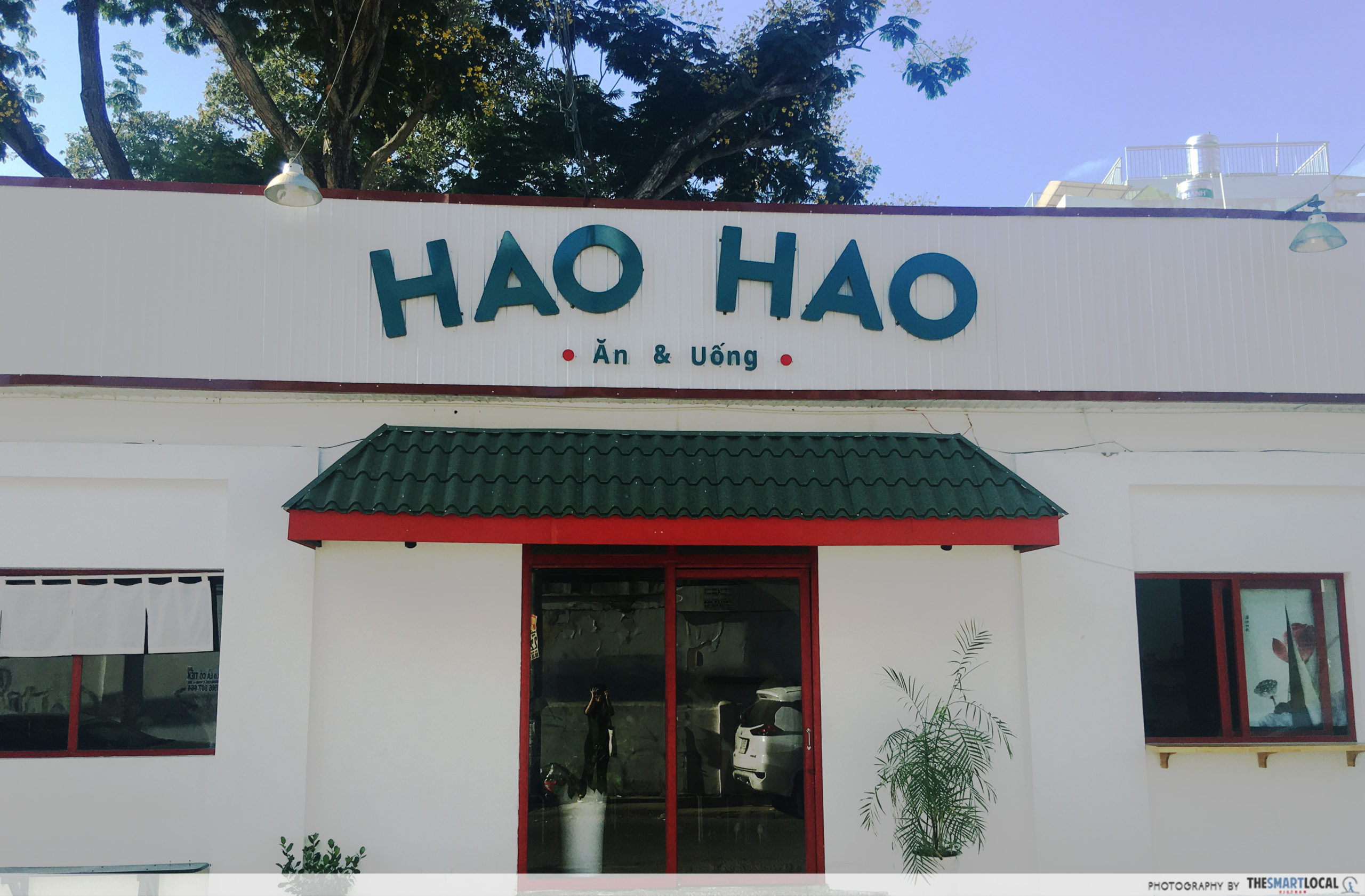 Hao Hao Saigon_door