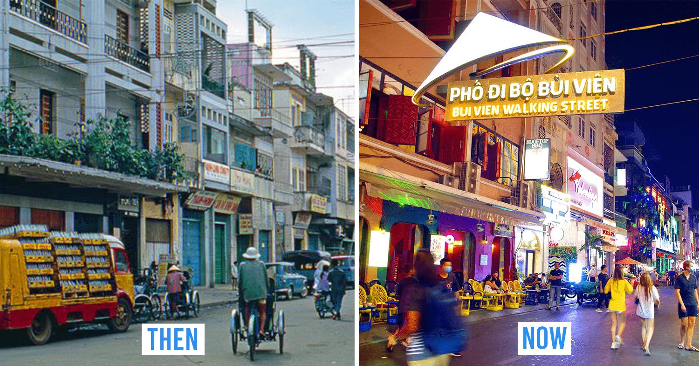 Saigon then and now_Bui VIen