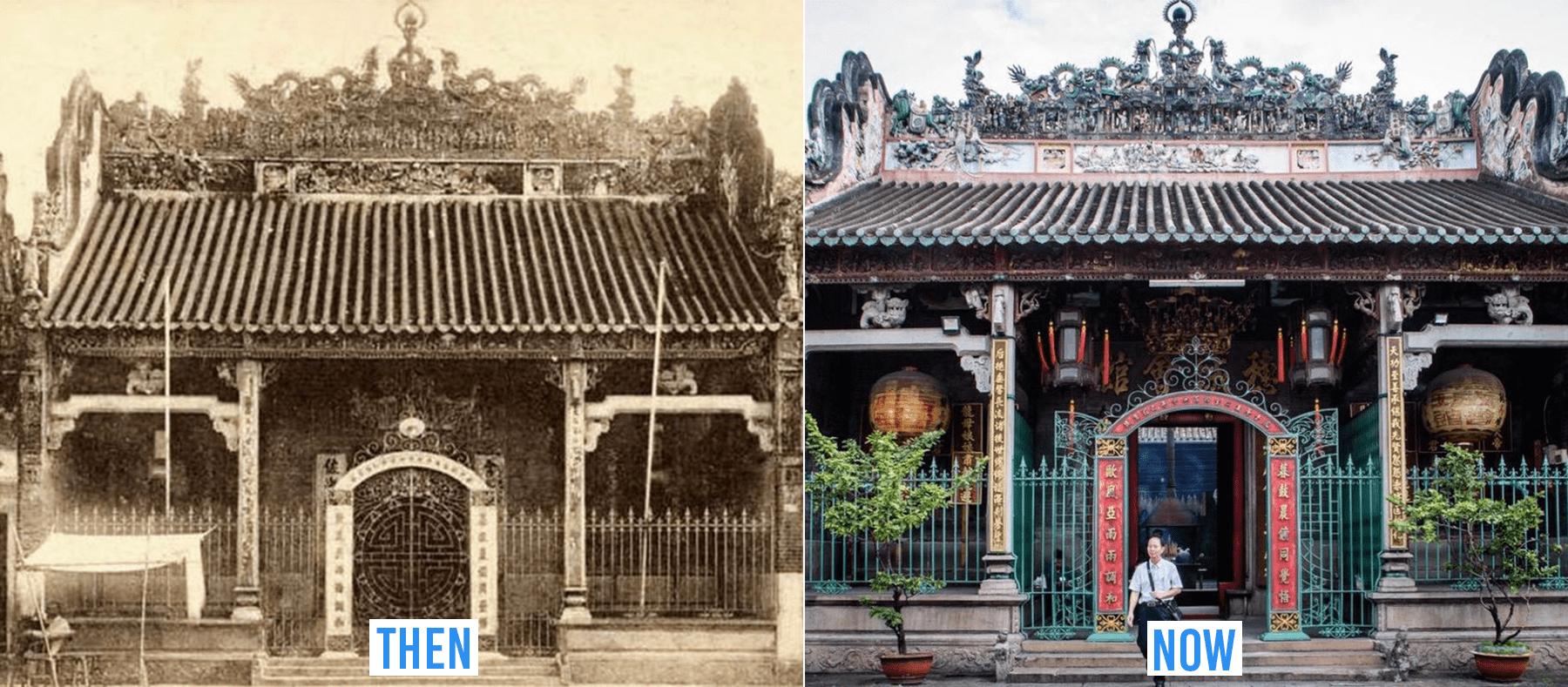 Saigon then and now_thien hau pagoda