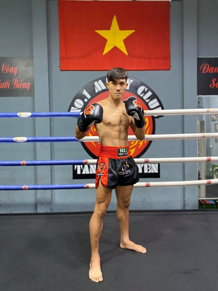 Saigon August events_Muay Thai fight