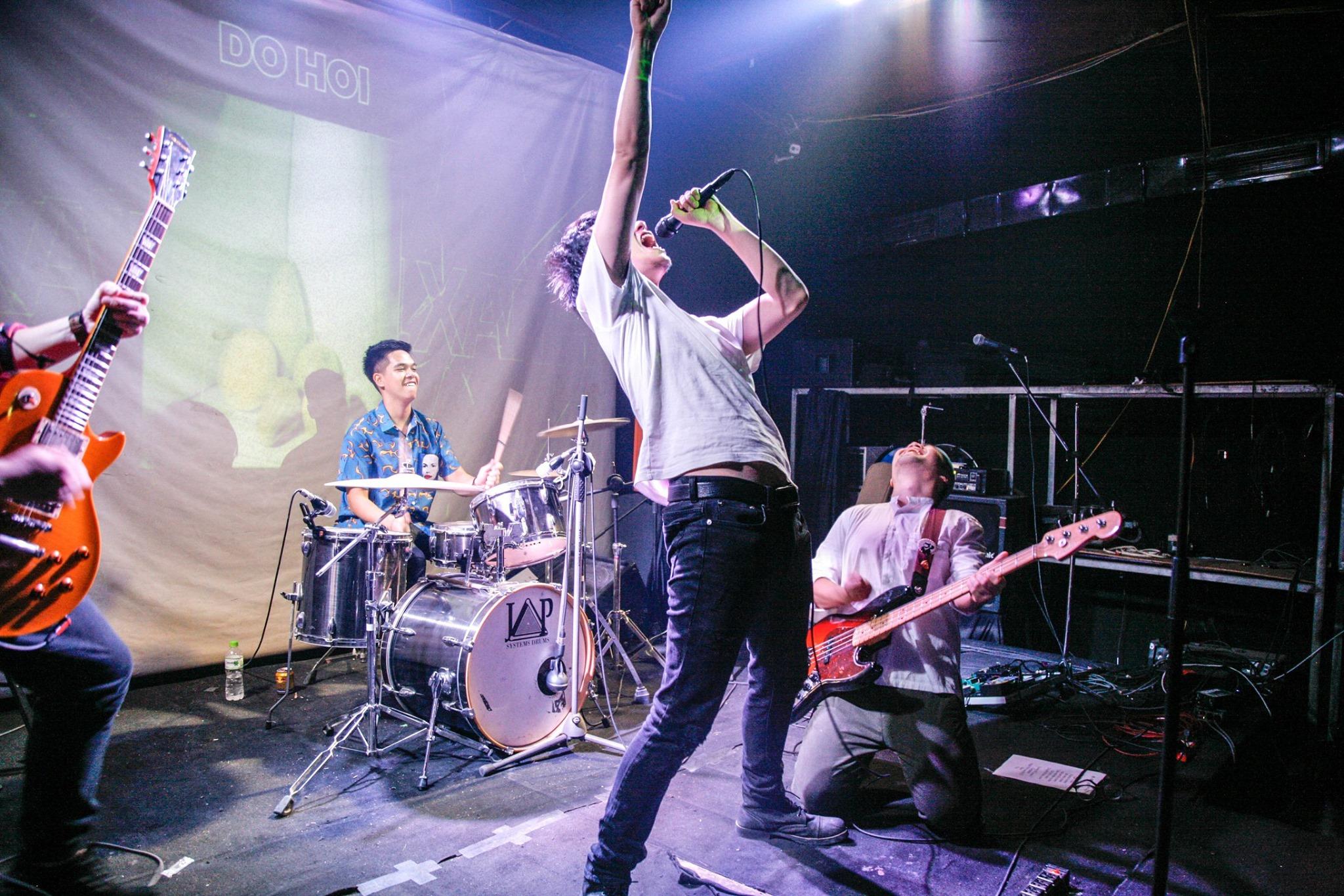 things to do in Hanoi - charity music night