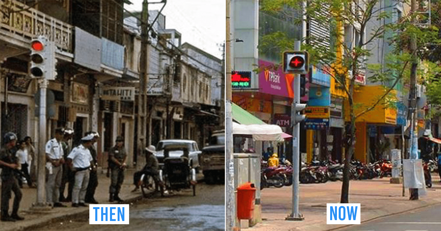 Saigon then and now_hoang dieu st