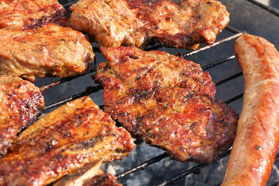 vietnamese idioms - grilled meat