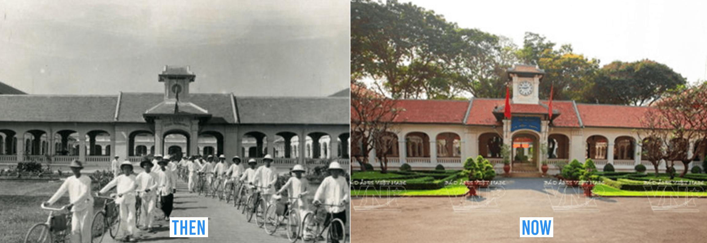 Saigon then and now_petrus ky