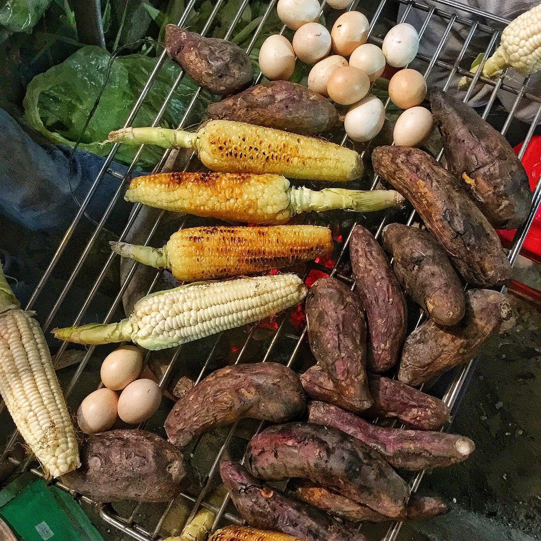 vietnamese idioms - corn and sweet potatoes