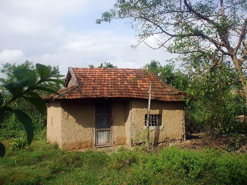 Vietnamese idioms - clay house