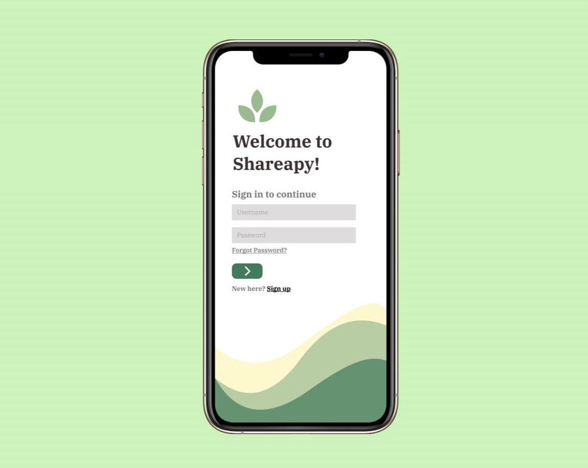 Shareapy app