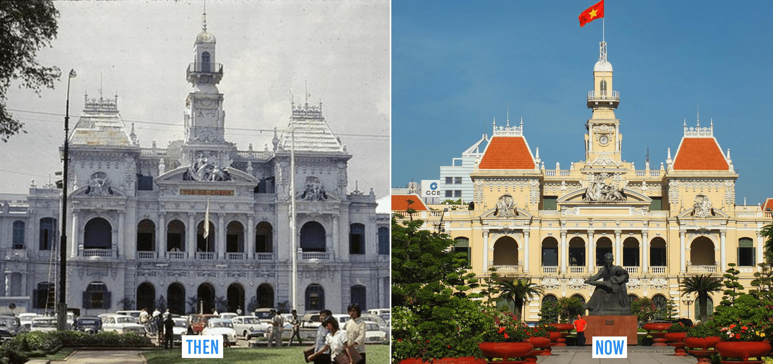 saigon then & now_city hall