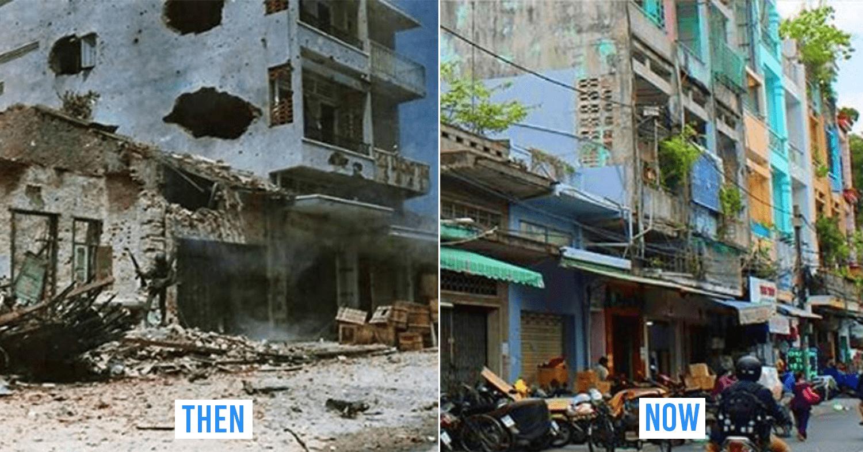 Saigon then and now_tran hung dao