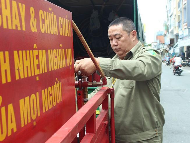 fire safety_patrol officer