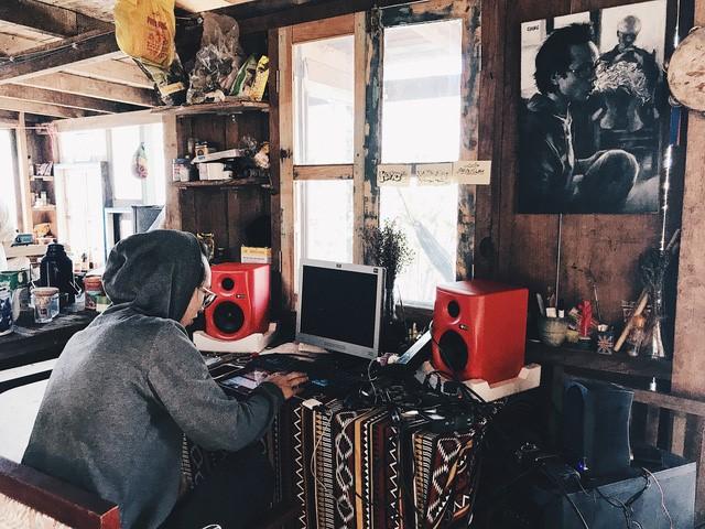Viet rapper-DSK