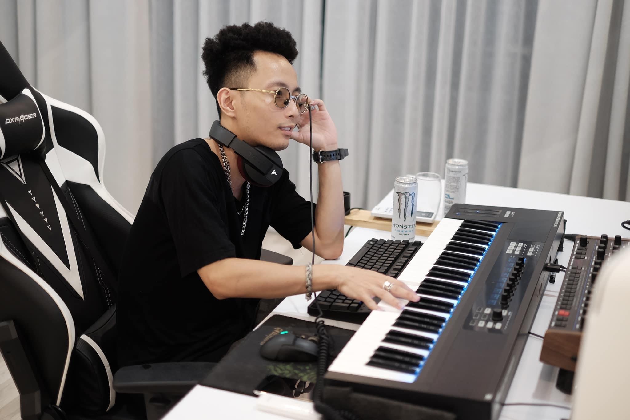 Viet rapper-Rhymastic