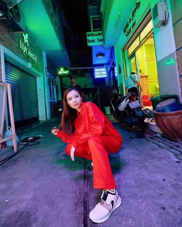 Viet rapper-Suboi