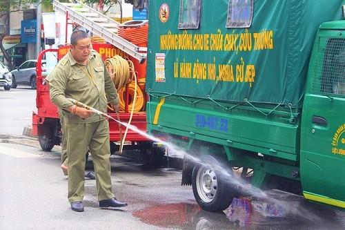 fire safety_fire truck
