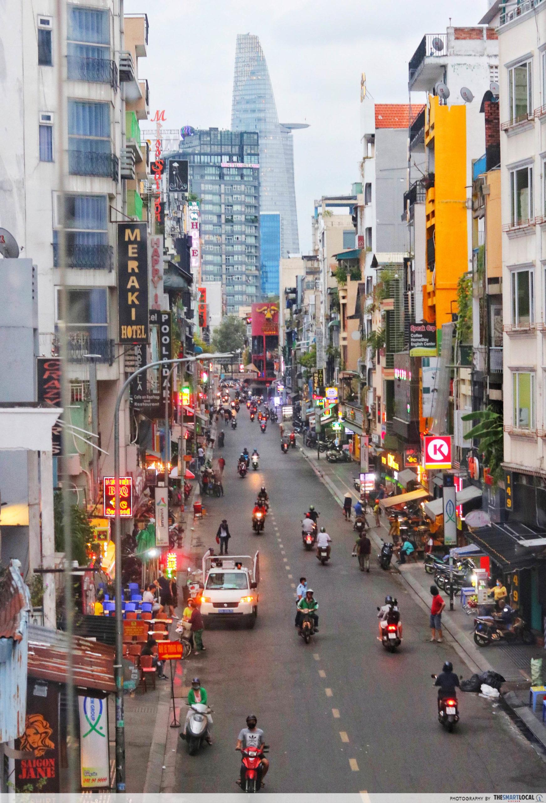 Saigon COVID-19_Bui Vien