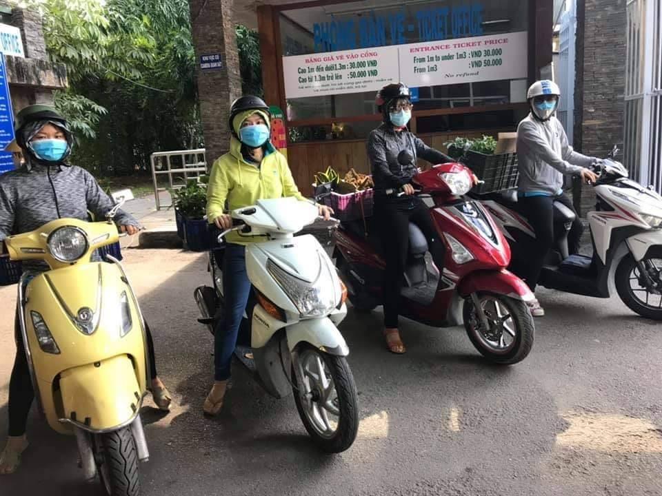 Saigon Zoo_plant delivery