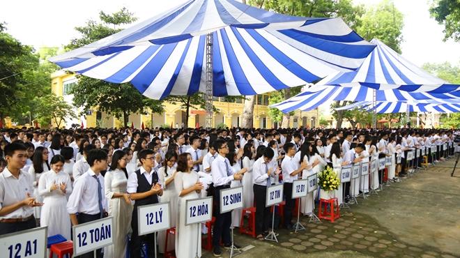 Vietnam new school year opening_Hanoi