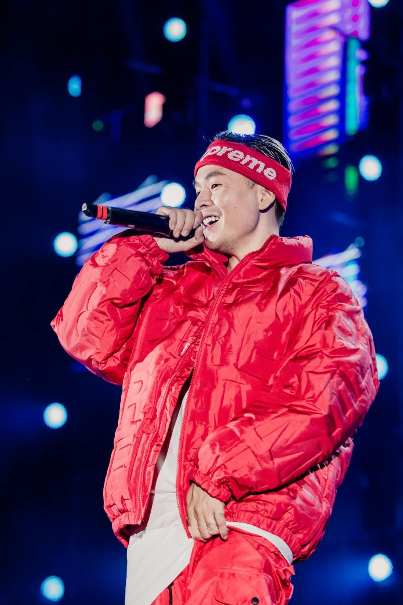 Viet rapper-Binz