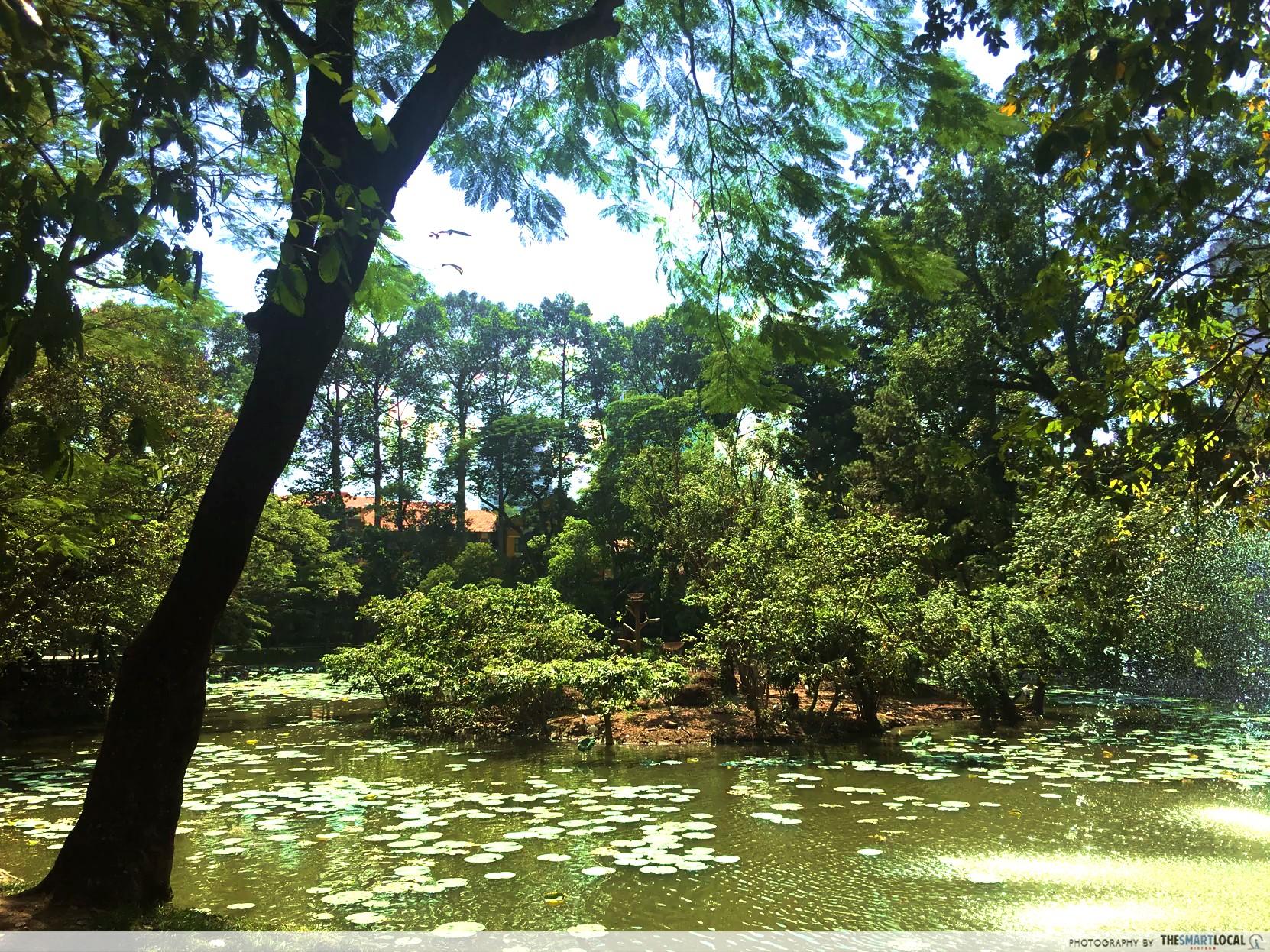 Saigon Zoo_landscapes