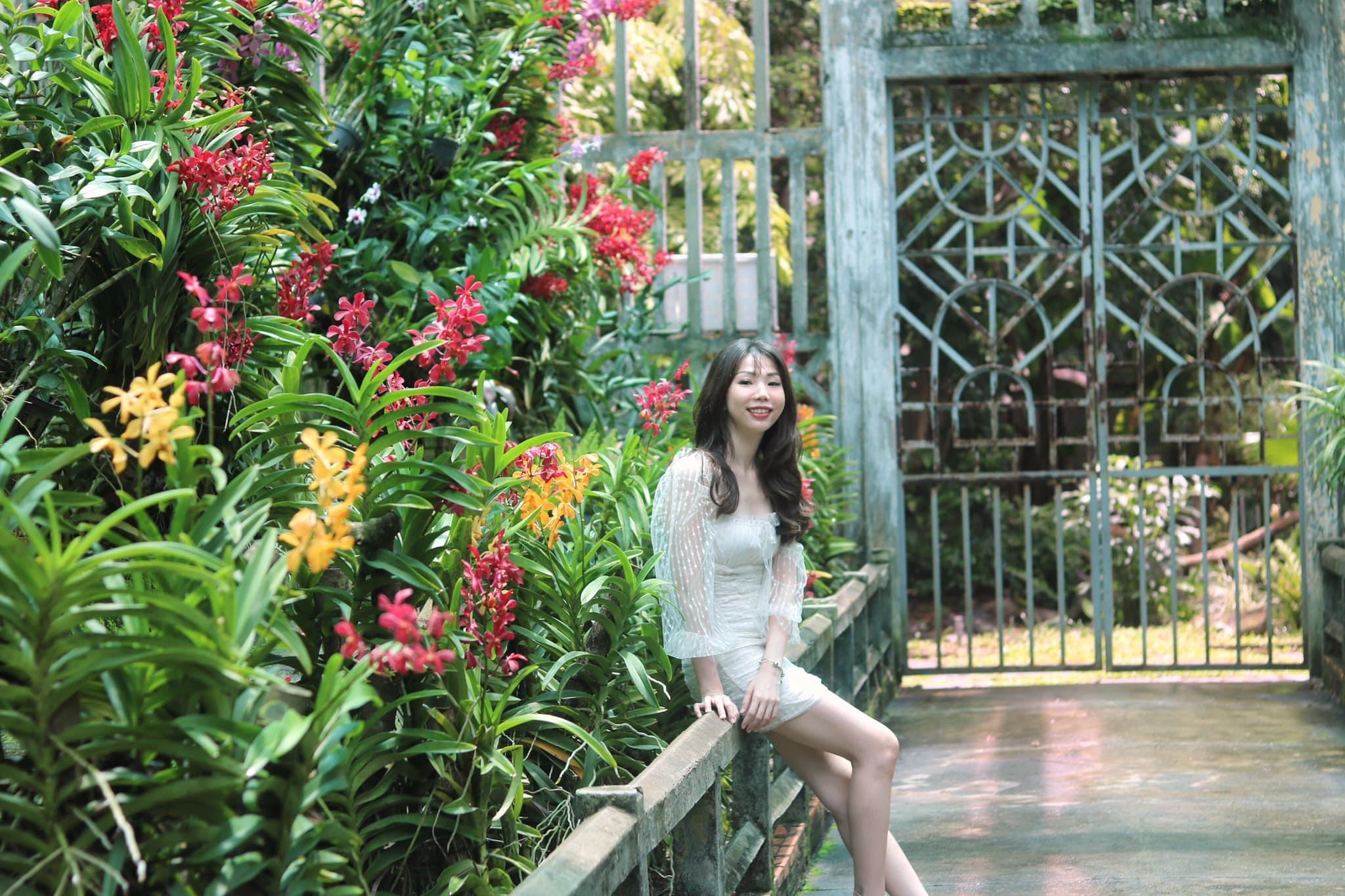 Saigon Zoo_orchid house