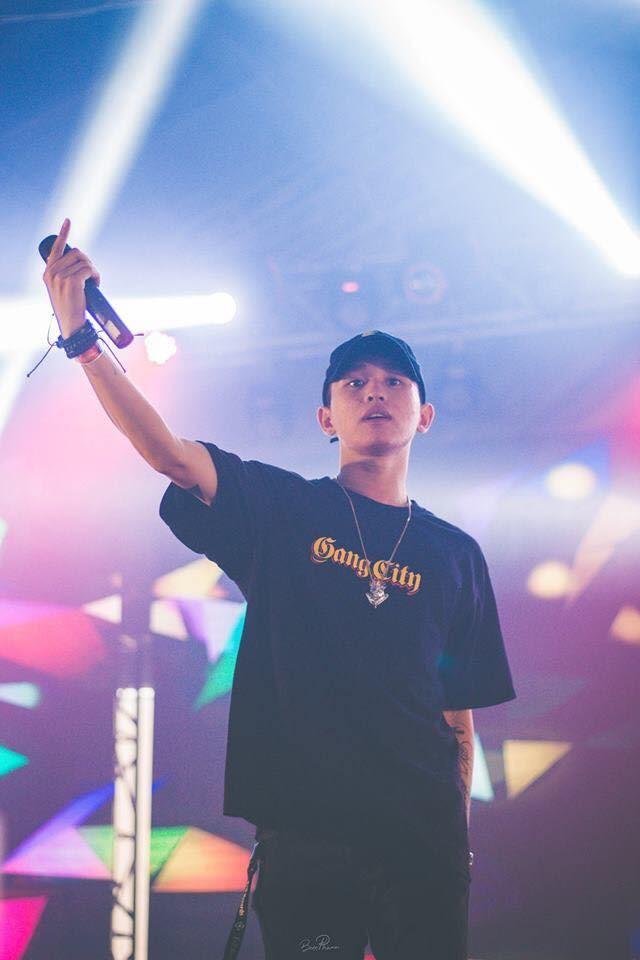 Viet rapper-BRAY