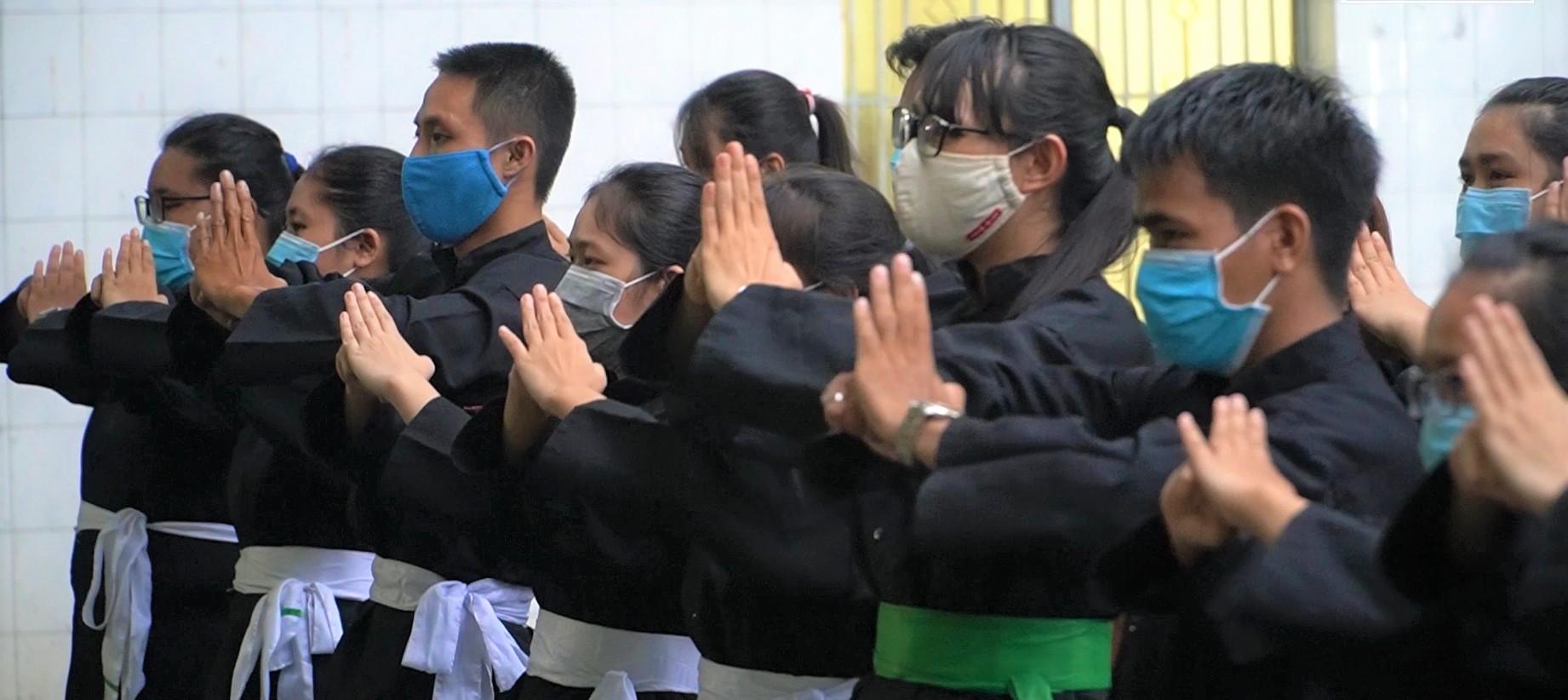 Saigon free martial arts class-vobinada