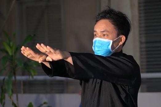 Saigon free martial arts class-nguyen thai binh
