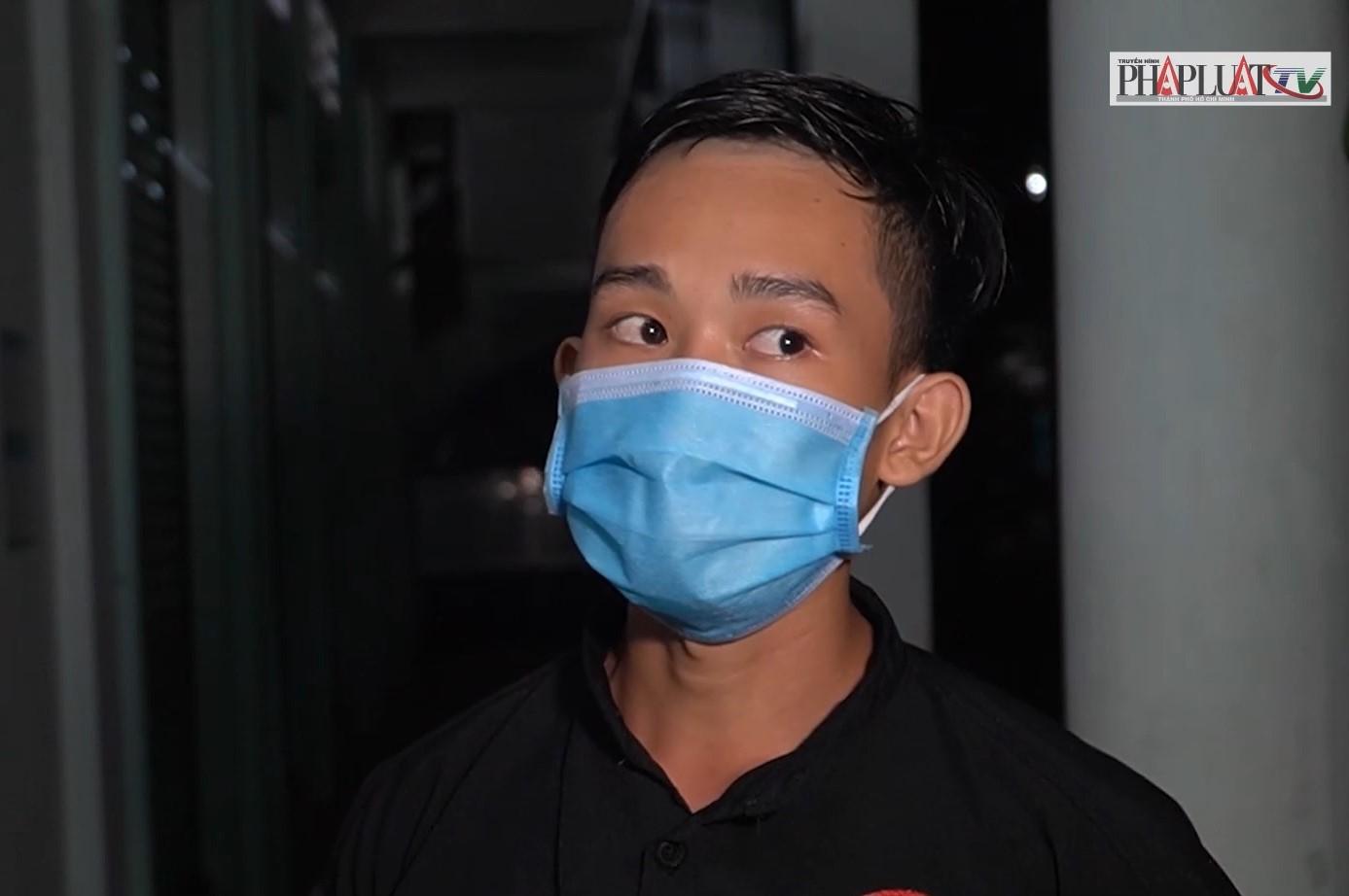 Saigon free martial arts class-nguyen van hao