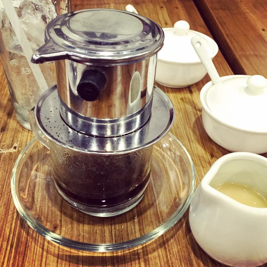 Vietnam souvenirs - coffee