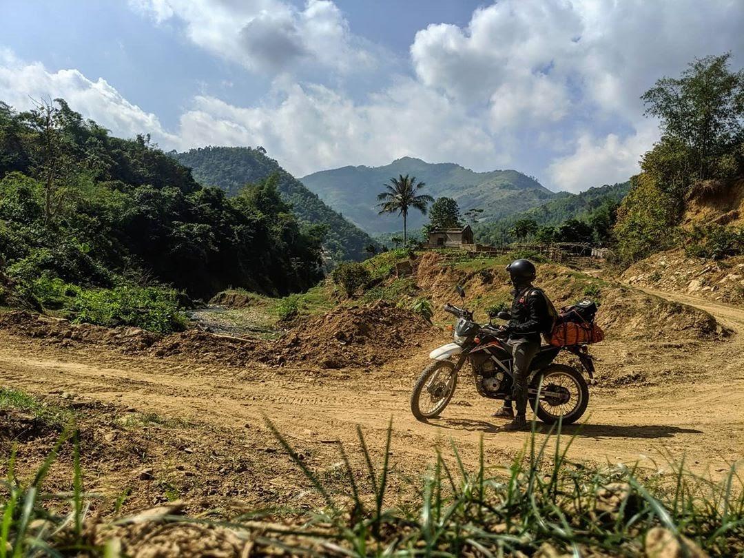 scams in Vietnam - motorbike rental