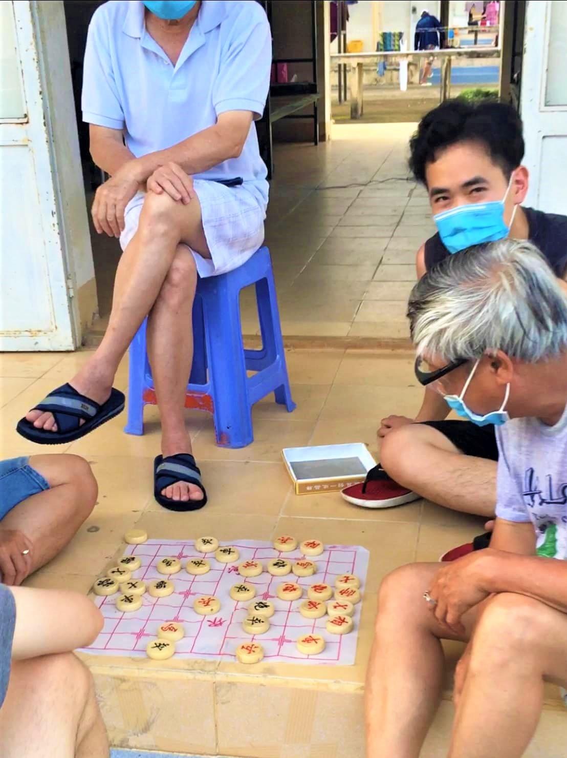 vietnam covid quarantine-life