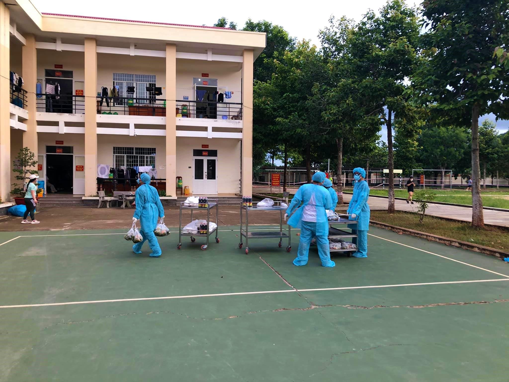 vietnam covid quarantine-facility
