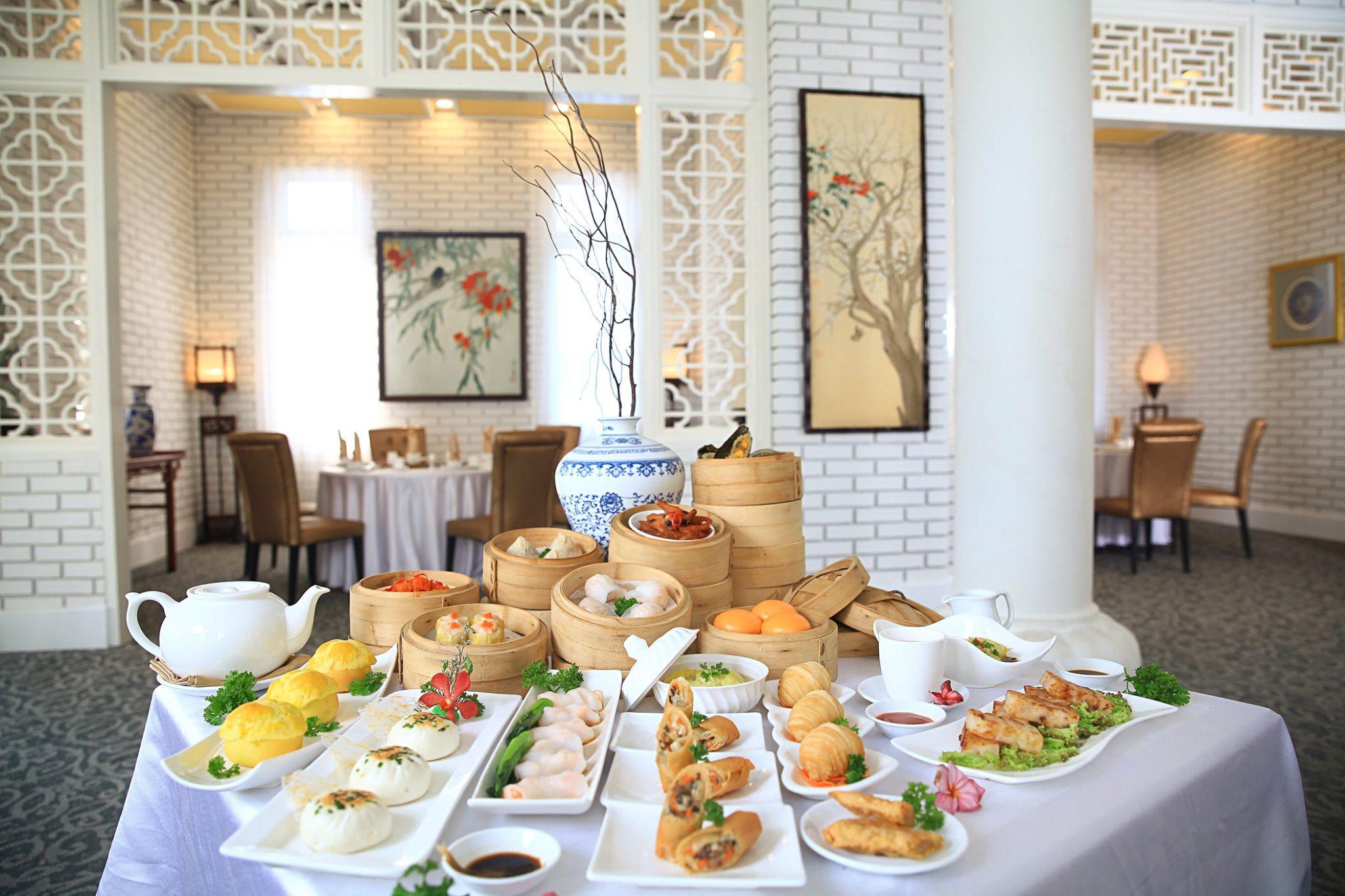 hong kong-themed restaurant shang garden