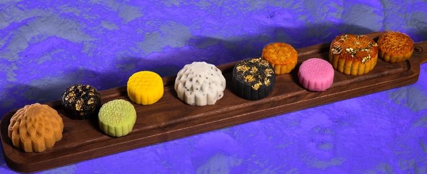 Vietnam mooncakes-Cafe Runam