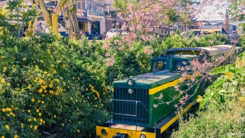 vietnam railway_da lat