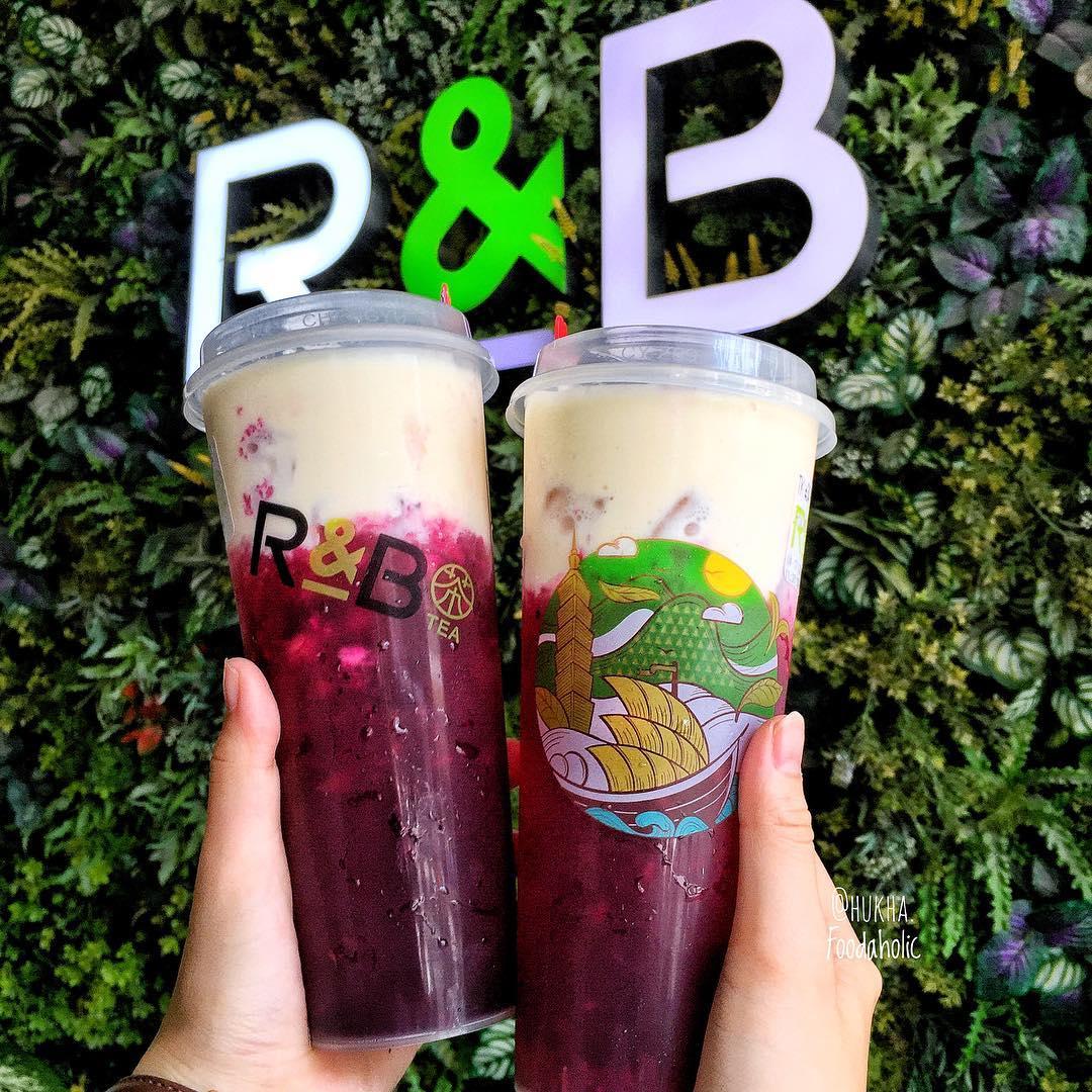 Saigon bubble tea-R&B