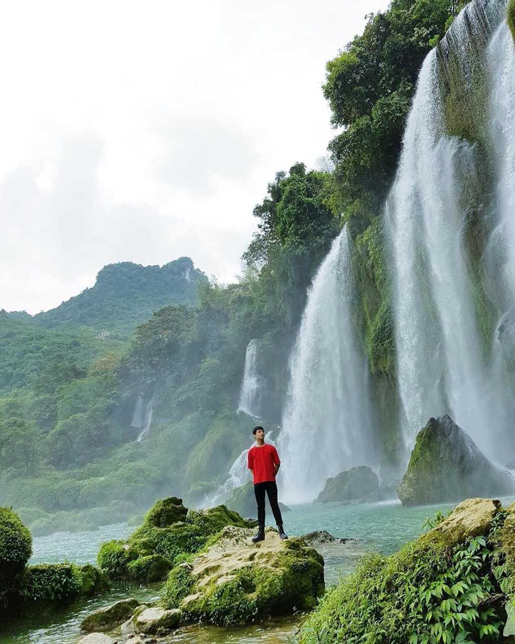 vietnam waterfalls - ban gioc waterfall 3