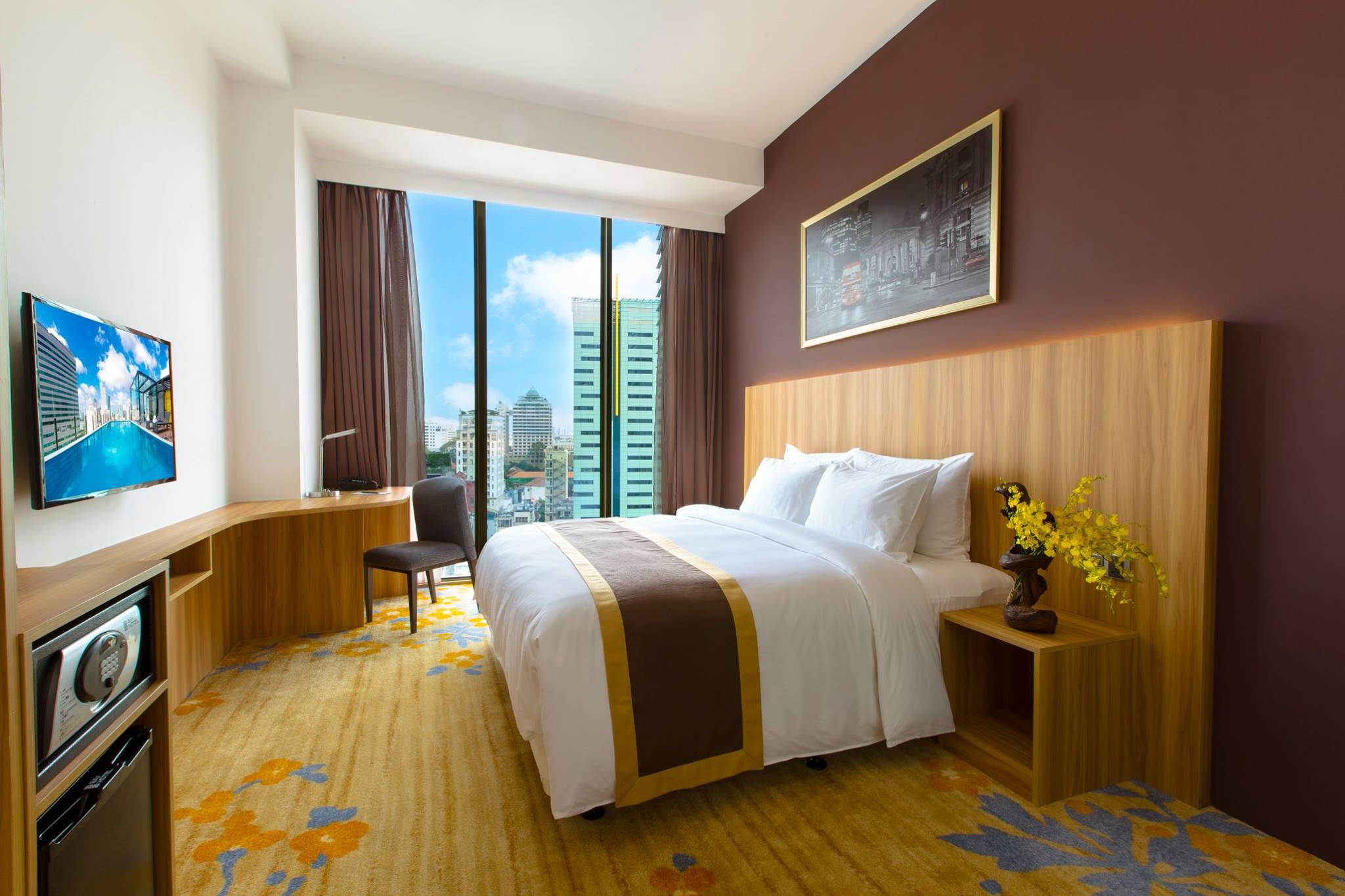 Saigon staycations-Bay Hotel