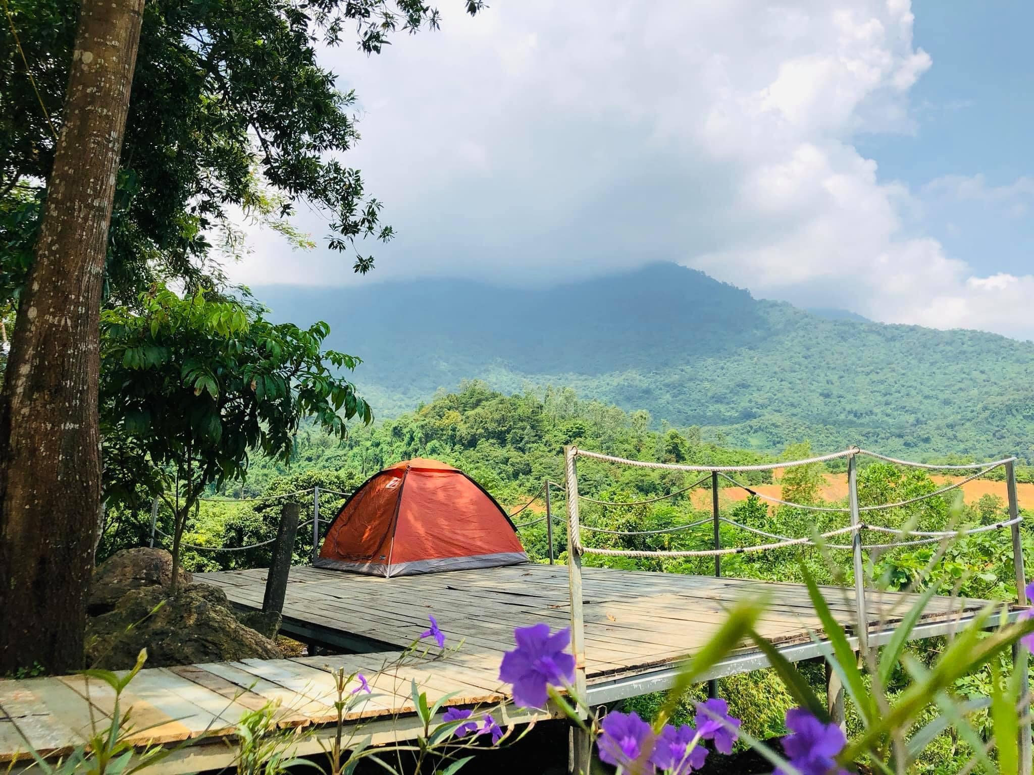 hanoi things to do october - camping