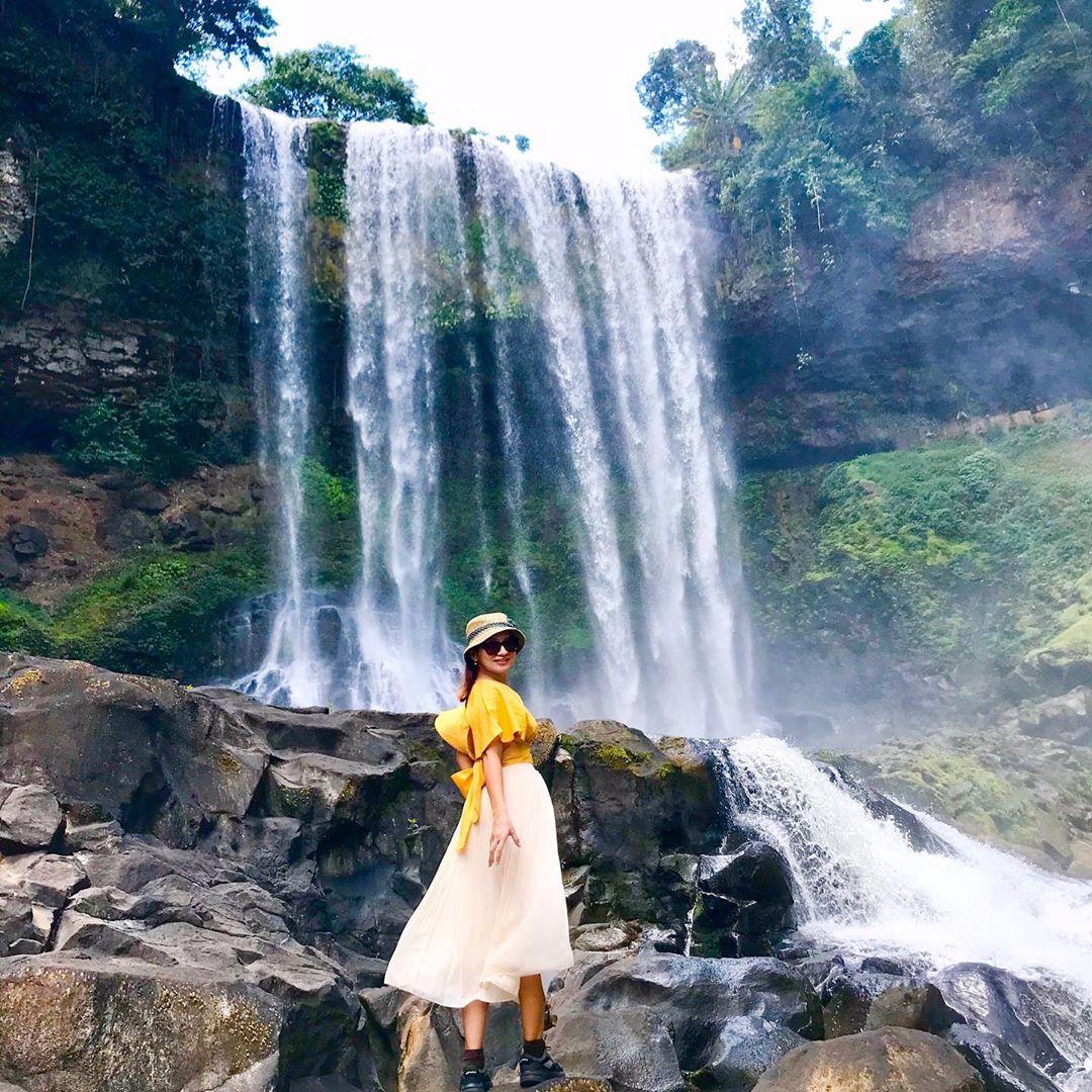 vietnam waterfalls - dambri waterfall 1