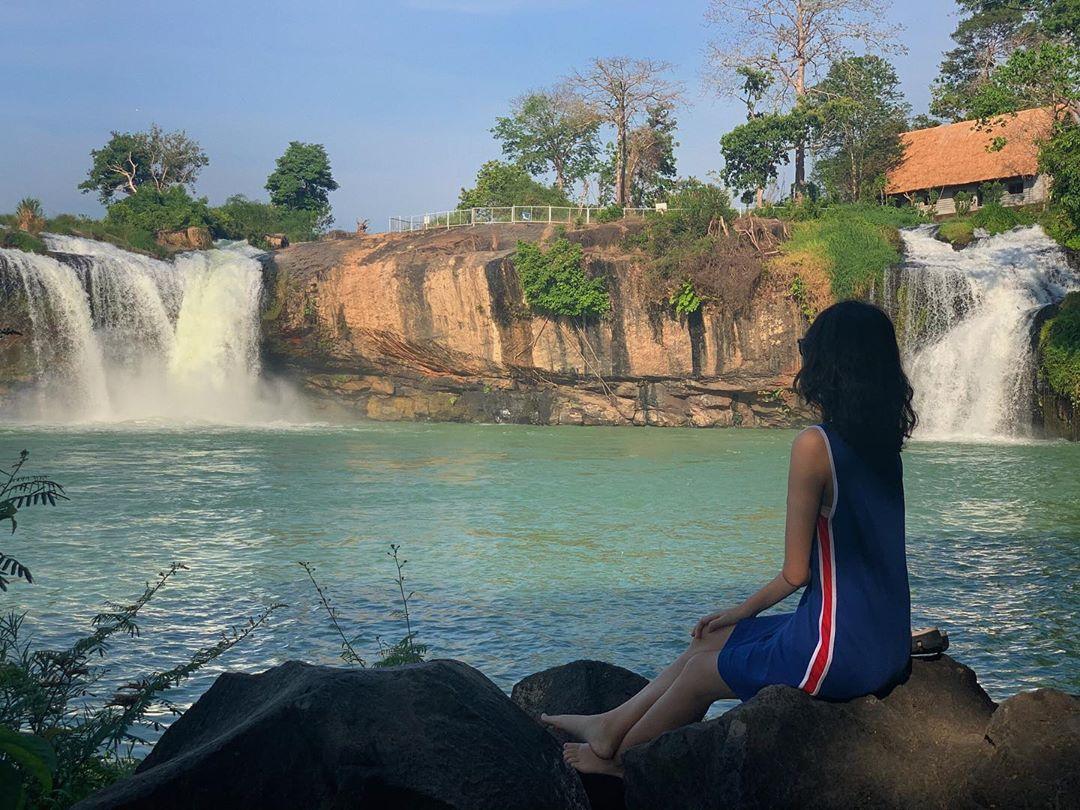 vietnam waterfalls - dray sap waterfall