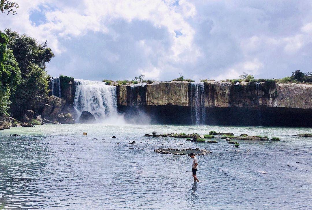 vietnam waterfalls - dray nur waterfall